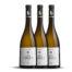 Caja de 3 botellas de Viñas de Miguel Varela. Albariño D.O. Rías Baixas.